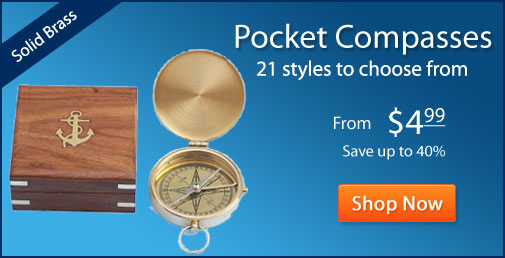 Pocket Compasses